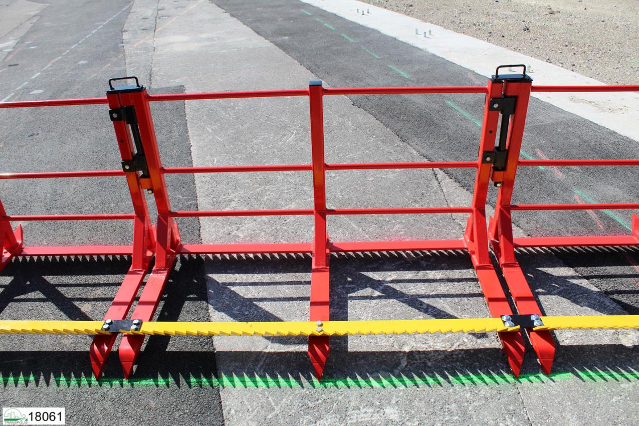 Module de Barrière-Titan installé coté anti-agression